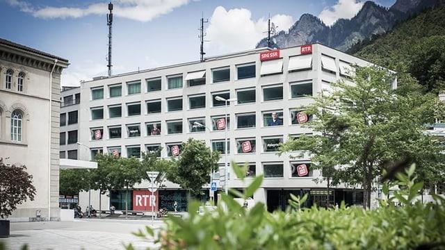 Chasa da medias RTR