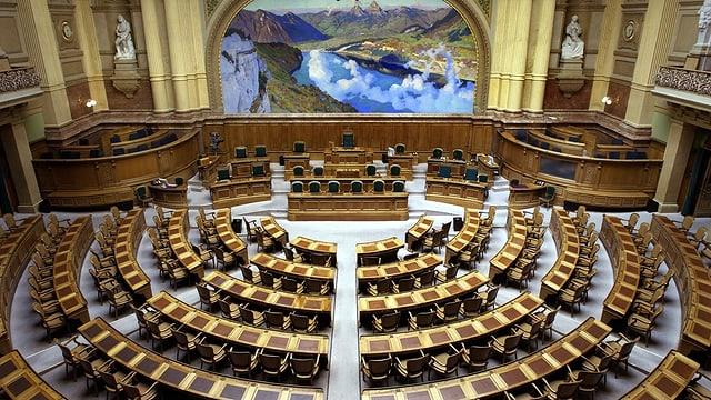 Der Nationalratssaal