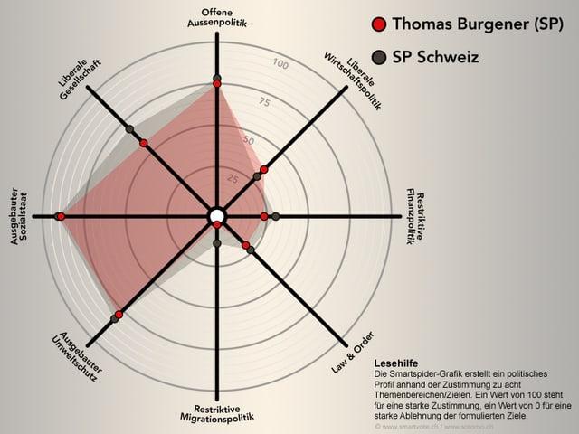 Der Smartspider von Thomas Burgener.