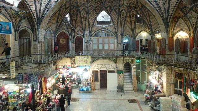 Basare der Welt – Teheran