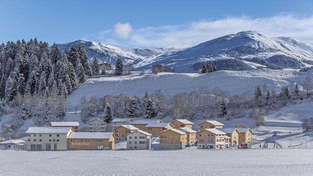 Il «Prada Resort» a Breil.