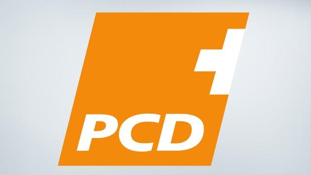 Il maletg mussa il logo da la PCD