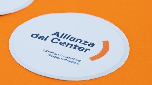 Carussel da candidatas da l'Allianza dal Center per la regenza