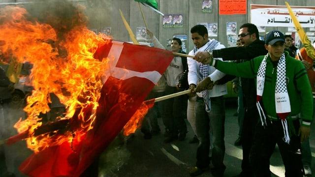 Protesten gegen Mohammed-Karikaturen: 2006 starben 150 Menschen