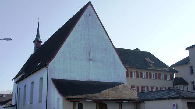 Aussenansicht Kloster