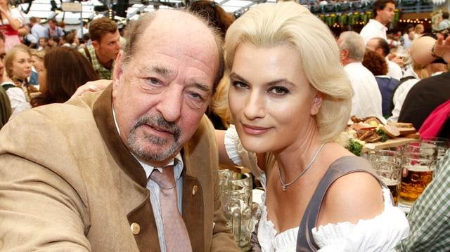 Ralph und Kriemhild Siegel.