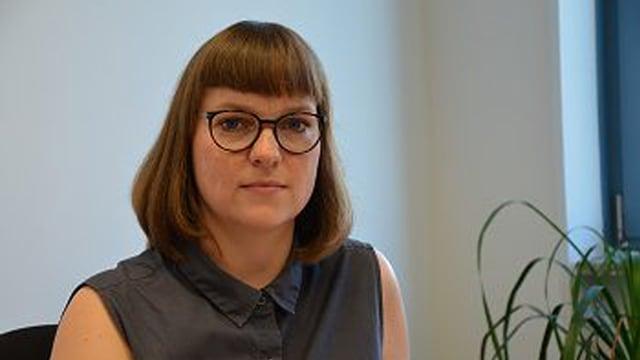 Charlotte Weil von Terre des Femmes.