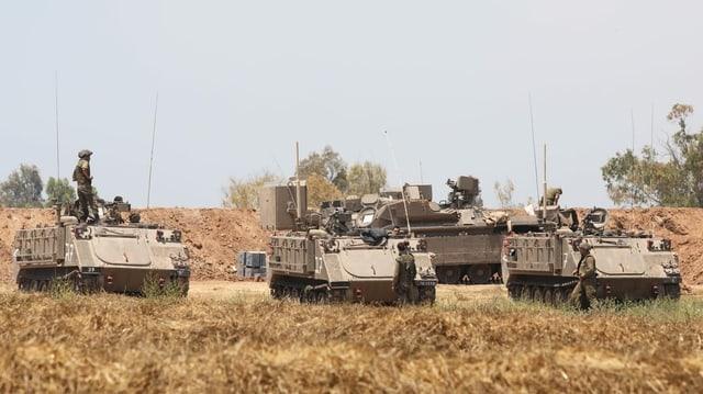Darum ist für Israel eine Bodenoffensive so risikoreich