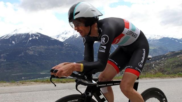 Andreas Klöden beendet per sofort seine Karriere als Radprofi.