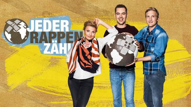 Video ««Jeder Rappen zählt» - Magazin vom 19.12.2016» abspielen