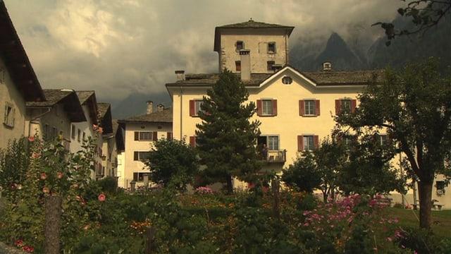 Video «Minderheiten in Europa: Die Italienischbündner (12/13)» abspielen