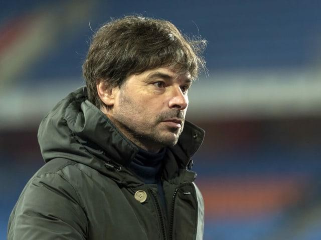 Basel-Trainer Ciriaco Sforza.