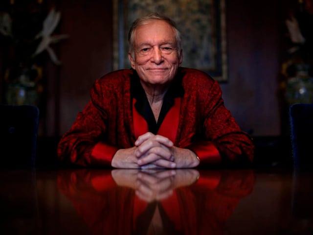 «Playboy»-Gründer Hugh Hefner ist mit 91 Jahren gestorben.