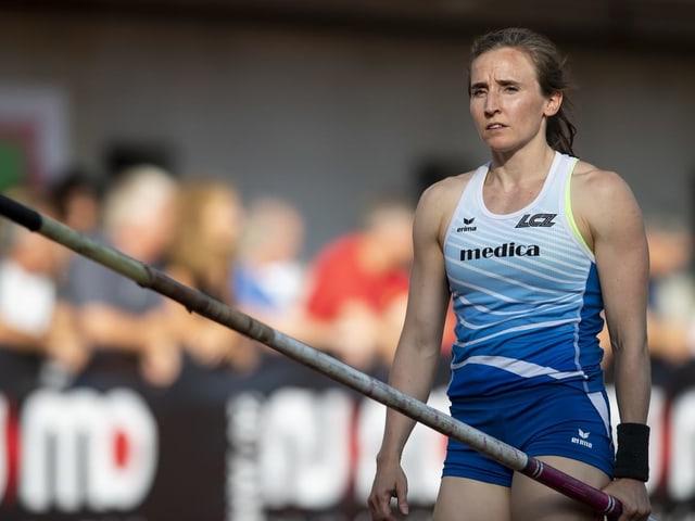 Nicole Büchler.