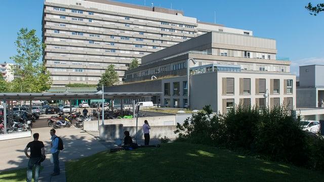 Das Universitätsspital Lausanne