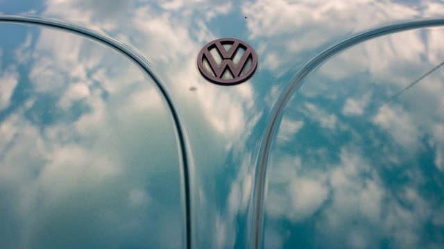 Il logo da VW.