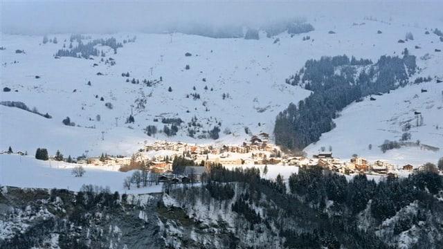 Vella en Val Lumnezia.