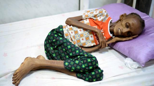 Hungersnot und Cholera