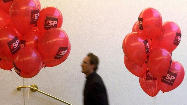 SP Schweiz – seit 1888
