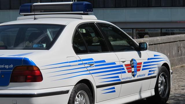 Streifenwagen der Kantonspolizei Aargau