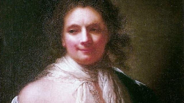 Anna Dorothea Therbusch, Selbstporträt, 1761.