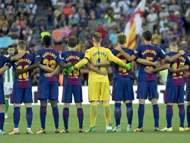 Barcelona-Spieler