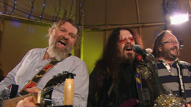 Video «Hairy Bikers - Weihnachtsparty» abspielen