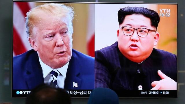 Il president american è apparentamain puspè pront da s'inscuntrar cun Kim Jong Un.