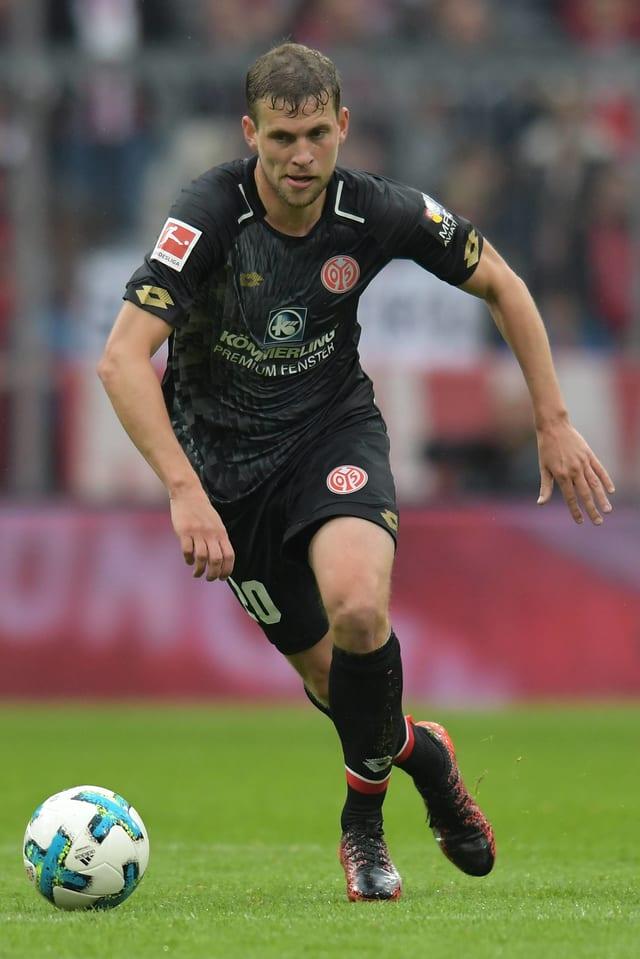 Fabian Frei hat bei Mainz 05 in der neuen Saison eine wichtige Rolle.