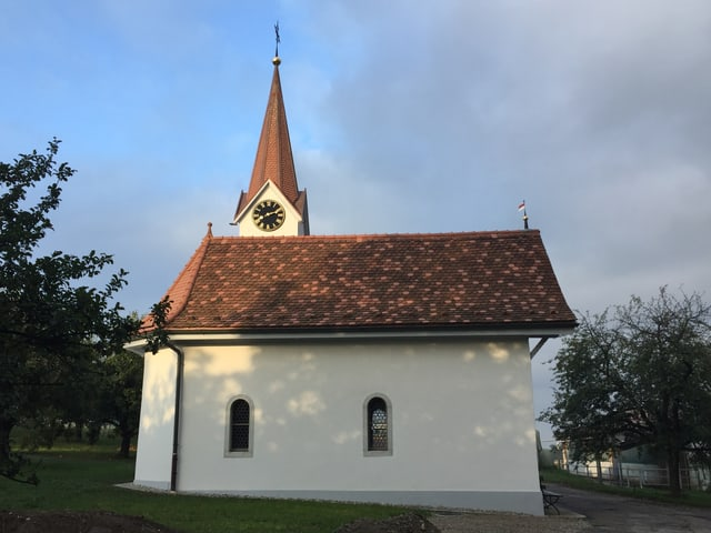 Kapelle, Aussenansicht
