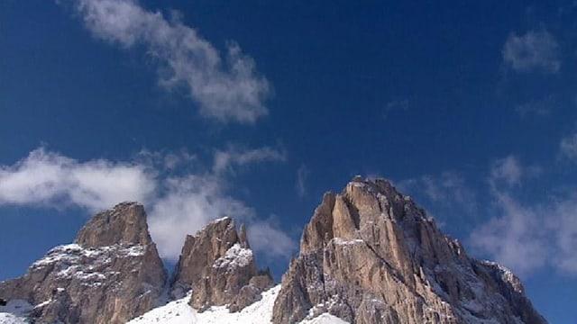 Culms en las Dolomitas.