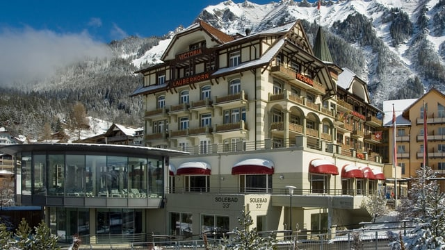 Hotel in Wengen
