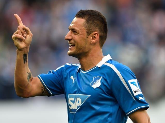 Sejad Salihovic erhält beim FCSG einen Vertrag bis Ende der laufenden Saison.