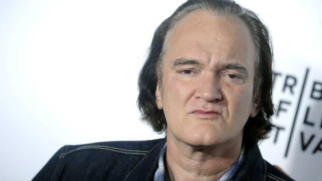 Regisseur Quentin Tarantino.