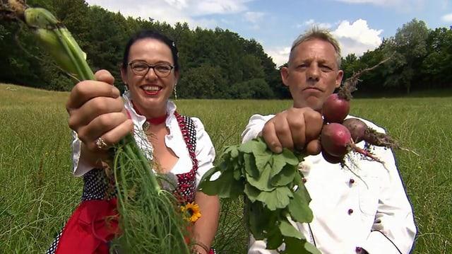 Video «Kanton St. Gallen – Tag 5 – Restaurant Löwenburg, Lienz» abspielen