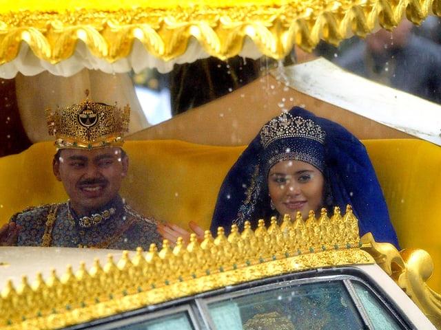 Hochzeit des Kronprinzen von Dubai