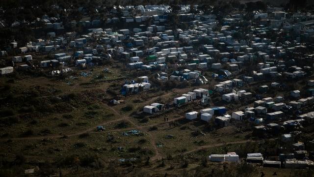 Camp auf Moria