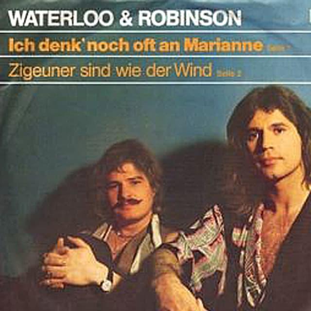 Cover der Single «Ich denk' noch oft an Marianne»