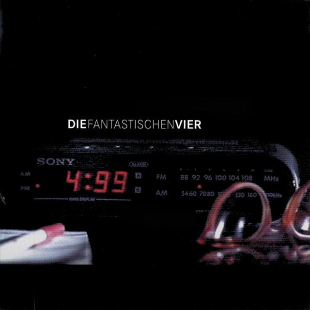Das Album-Cover der Fanta-4-Platte «4:99»