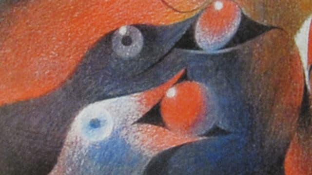 Bild «Die Vögel» von Harry Buser.