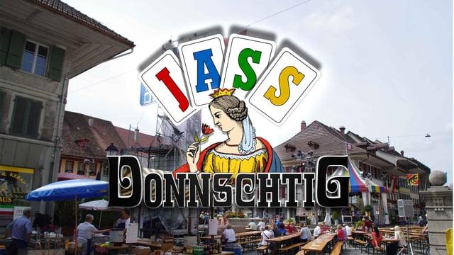Video ««Donnschtig-Jass»-Stimmung aus Huttwil (BE)» abspielen