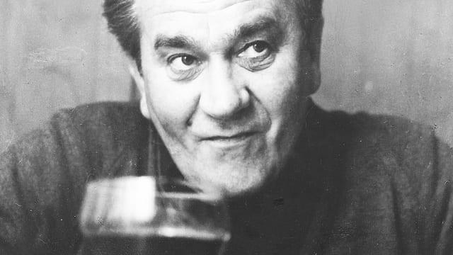 Ein Porträt von Rainer Brambach.