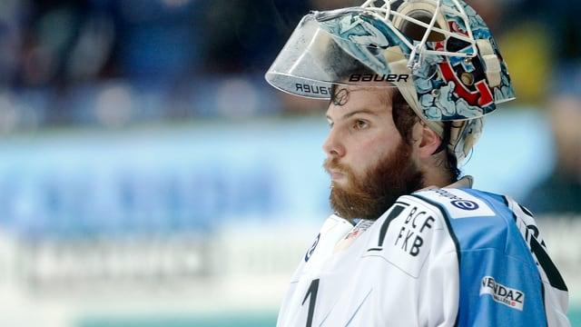 Fribourg-Gottéron mit Goalie Benjamin Conz scheiden aus der Champions Hockey League aus.