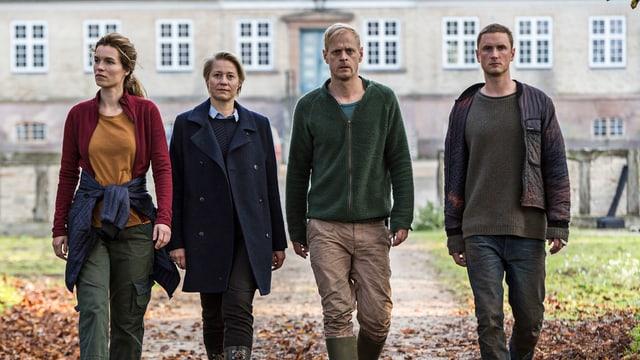 Das dänische Familiendrama «Die Erbschaft»