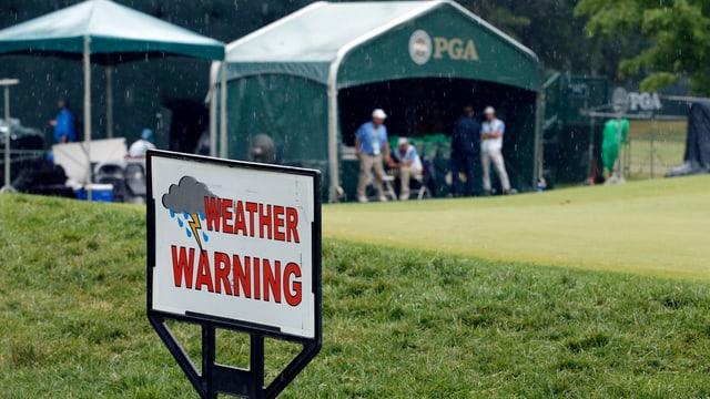 Der Golf-Course in Springfield.