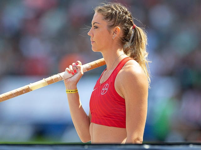 Katharina Bauer wäre gerne in Tokio bei den Olympischen Spielen dabei.