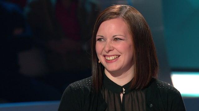 Video ««Top Secret» soll Seraina Maier aus Weinfelden dabei unter die Arme greifen.» abspielen