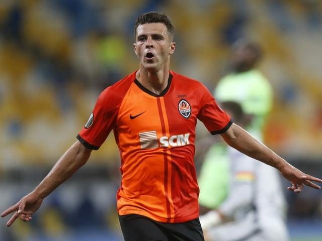 Júnior Moraes, Mittelstürmer, 33-Jährig