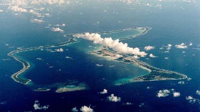 Archipel der Chagos-Inseln