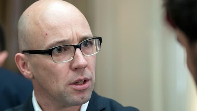 CVP-Nationalrat Stefan Müller-Altermatt
